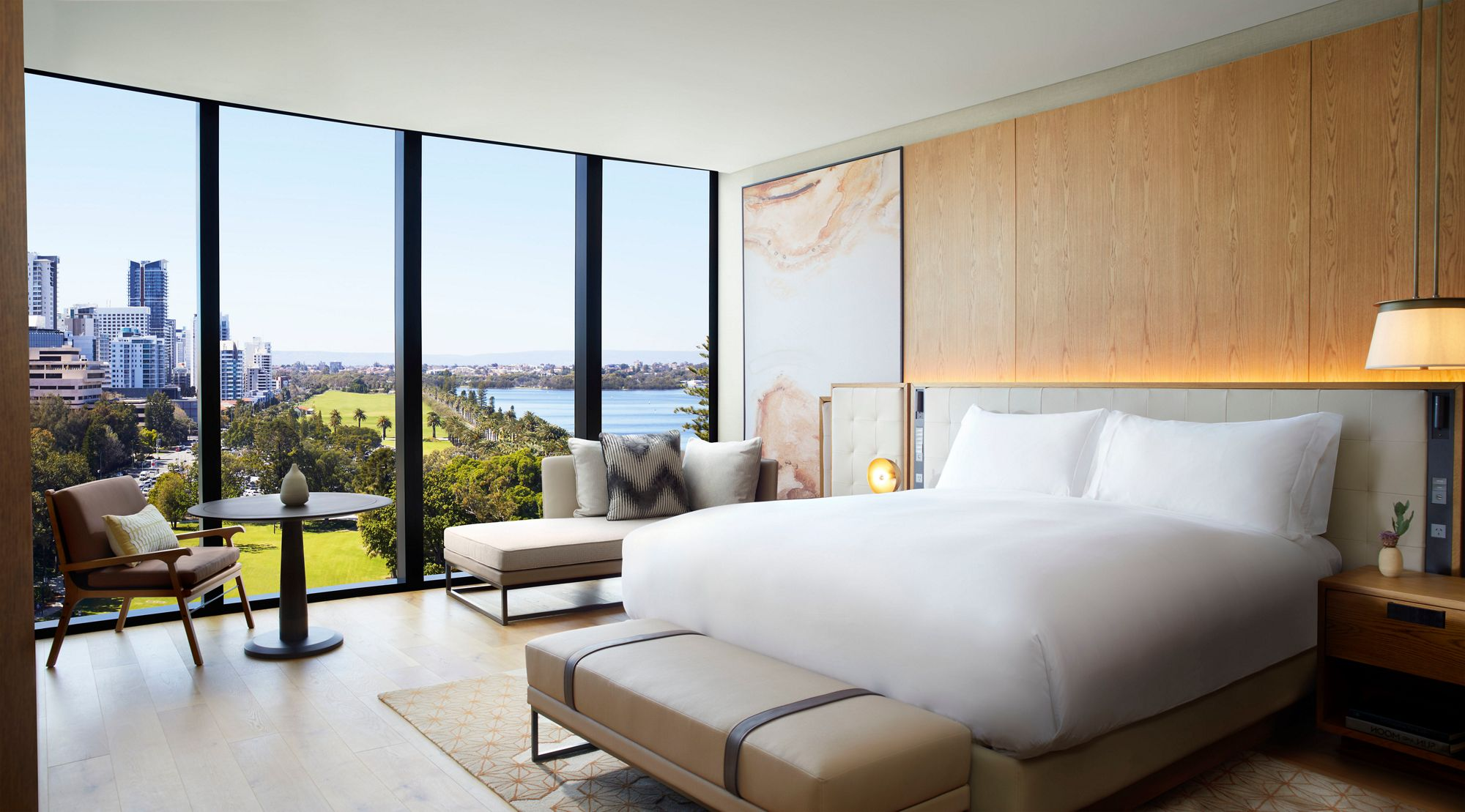 The Ritz-Carlton, Perth - ACMM27 Conference Accommodation