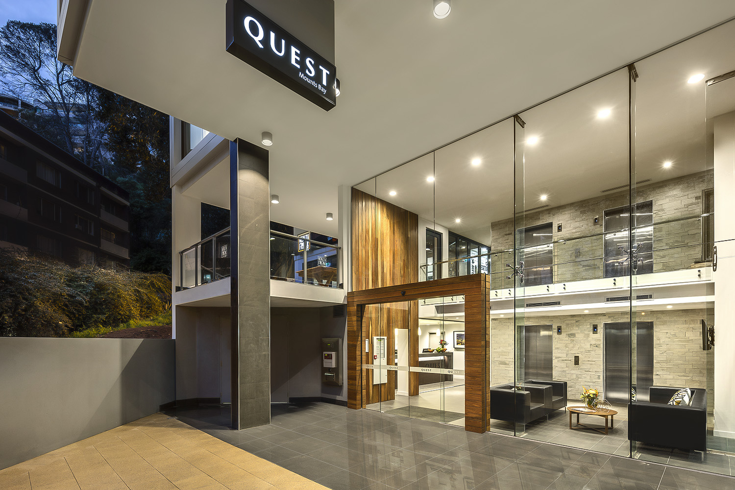 Quest Mounts Bay Road- PERTH, Western Australia - 27th Australian Conference on Microscopy and Microanalysis